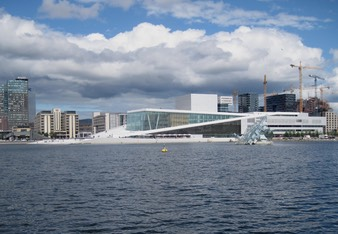 New Oslo Opera House