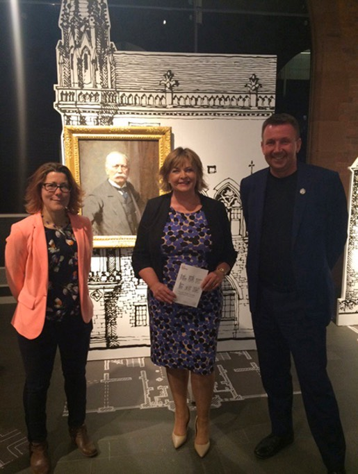 Out of Their Heads 2 opening